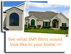See what 3M Window Tints would look like on your home